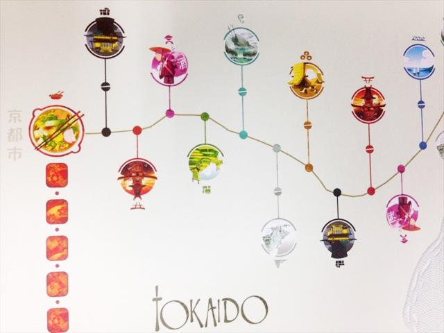 東海道TOKAIDO