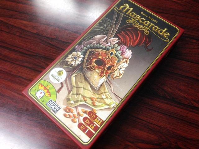 マスカレイドmascarade