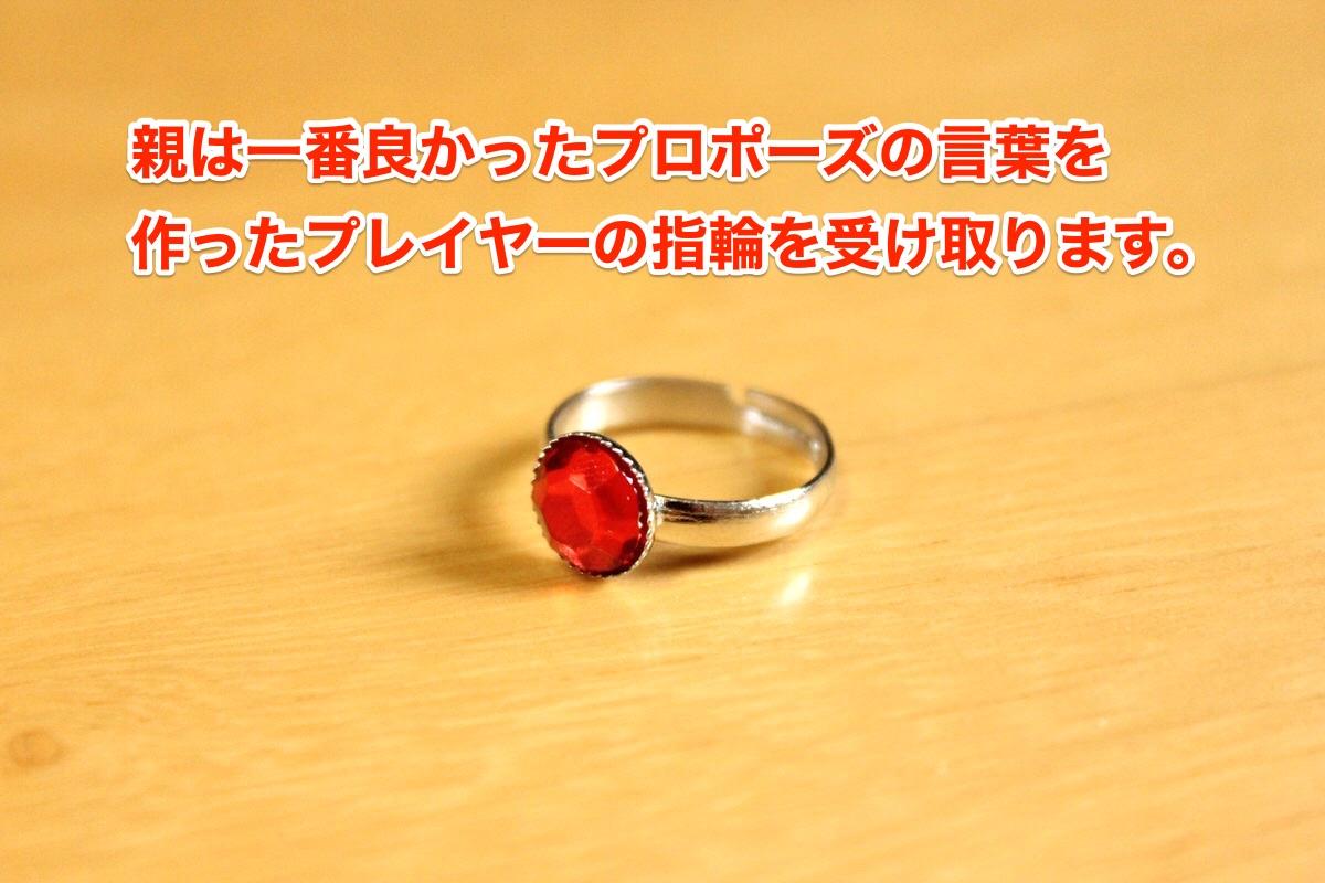 たった今考えたプロポーズの言葉を君に捧ぐよ