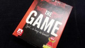 【ボードゲームのおすすめ・レビュー】「THE GAME(ザ・ゲーム)」~手軽に盛り上がる協力型カードゲーム~